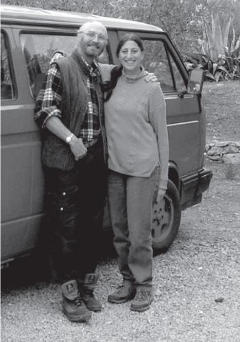יאן מרטין בנג ואישתו רות