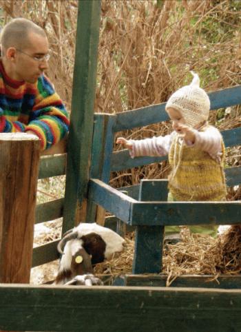 רועי פישמן ובנו