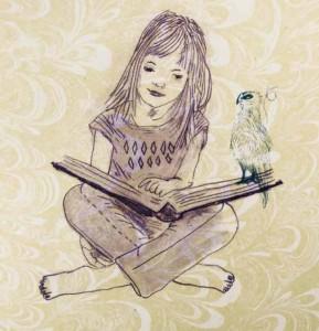 ילדהקוראת
