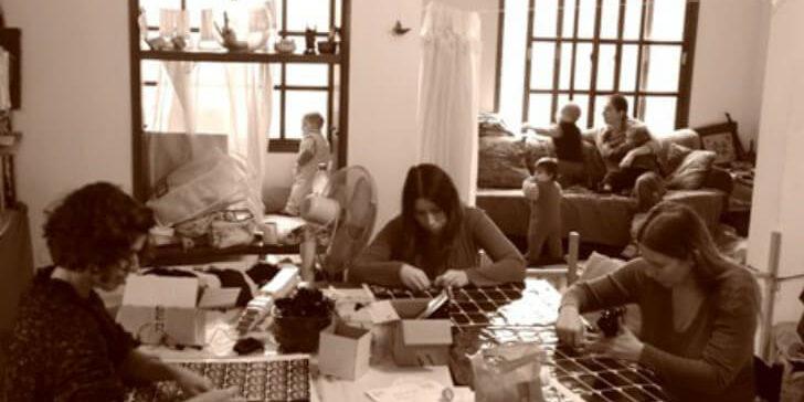 כאן עובדות בכיף: היוזמה לאם ולתינוק, עסק חברתי [איגרת 5]