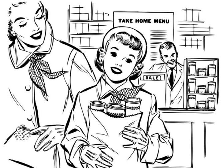 ילדים בימינו אינם יודעים מנין מגיעים המוצרים לעגלת הקניות