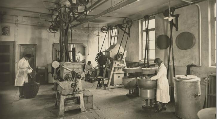 """בתמונה: מעבדות ולדה בארלסהיים. הצילום באדיבות ד""""ר סמואלוב"""