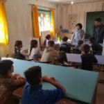 בית הספר לילדי פליטים באי היווני לסבוס