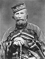 ג'וזפה גריבלדי, 1807-1882. מקור : ויקיפדיה