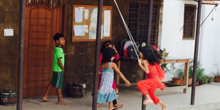 חינוך עושים בשלווה: על בית ספר ולדורף בניו דלהי [איגרת 245]