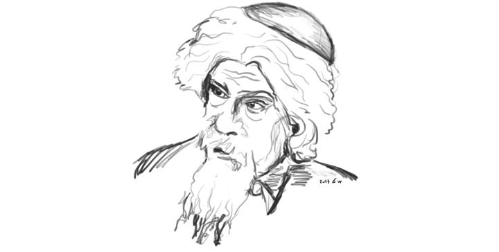 נביא לא בעירו – אברהם יהושע השל