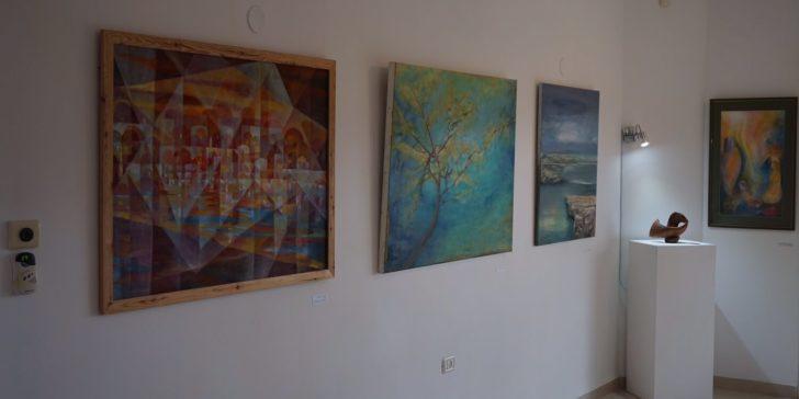 לראשונה בישראל: תערוכה קבוצתית של אמנות אנתרופוסופית [איגרת 292]