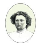 """שרה אהרונסון, שרה גיבורת ניל""""י. איור של עופרה אייל"""