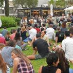 קבלת שבת על הדשא בפסטיבל שייח' אבריק