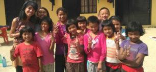 תרמילאות עם משמעות: הזמנה להתנדבות במוסד אנתרופוסופי בנפאל