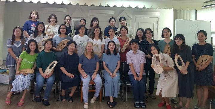 אנתרופוסופיה בקוריאה: הצצה מעיניה של תראפיסטית במוסיקה