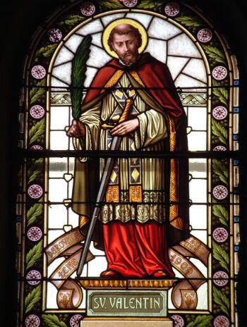 וולנטינוס הקדוש