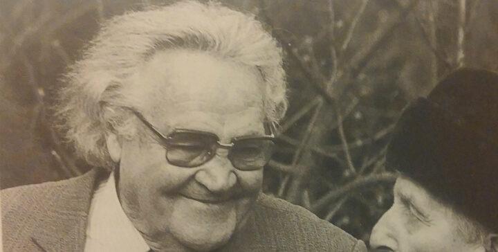 אבא שלי: ריכרד גְרוֹבּ (1992-1912)