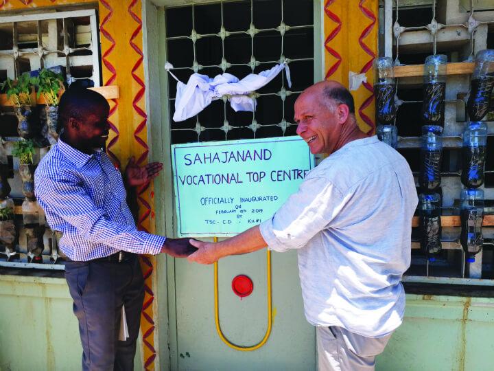 חניכת מרכז TOP , מטוואפה (Mtwapa), קניה