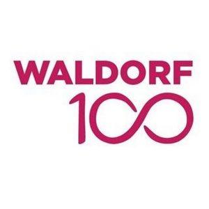 100 שנה לחינוך ולדורף לוגו