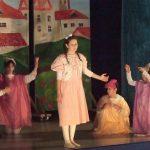 """תמונה מההצגה """"מלכת השלג"""", בית ספר קורצ'אק באר-שבע. צילום באדיבות בית הספר"""