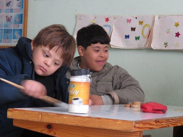 בית הספר לחינוך מיוחד בסקם