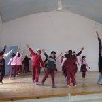 שיעור אוריתמיה בבית הספר היסודי בסקם, מצרים