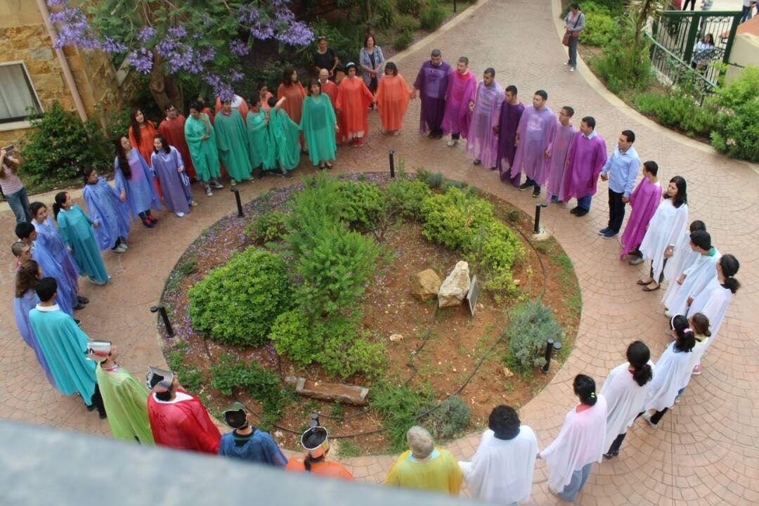 התכנסות במרכז לחינוך מרפא step together בבירות