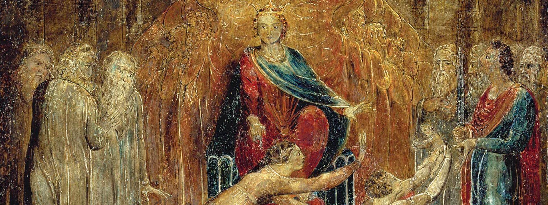 אברהם, משה ושלמה על פי שטיינר
