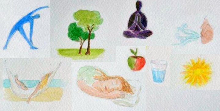 עשרת העקרונות לבריאות טובה