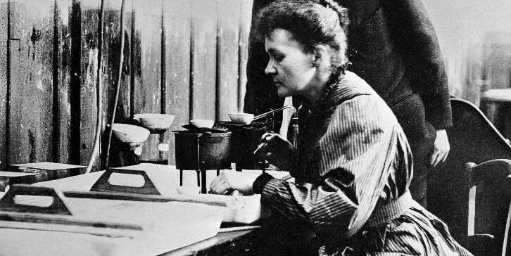 מארי קירי (1867- 1943)