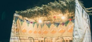 מאימת הדין של יום כיפור למנוחה בסוכה: עיון אנתרופוסופי בחגי תשרי